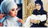 Bebek mevlidi olay oldu! Büşra Nur Çalar kimdir, nereli kaç yaşında?
