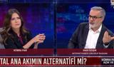 Hadi Özışık, Habertürk TV'de Kübra Par'ın konuğu oldu