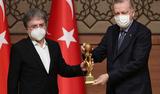 2019 Medya Oscar Ödülleri, sahiplerini buldu! Ödülleri Cumhurbaşkanı Erdoğan verdi
