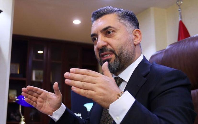 RTÜK Başkanı Ebubekir Şahin'den İsmail Saymaz'a sert tepki