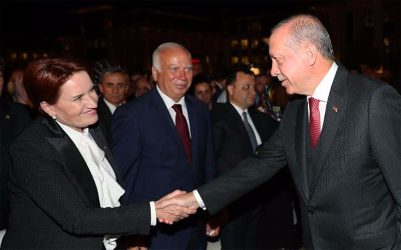 Mahmut Övür'den dikkat çeken İYİ Parti yazısı! İttifak olur mu?