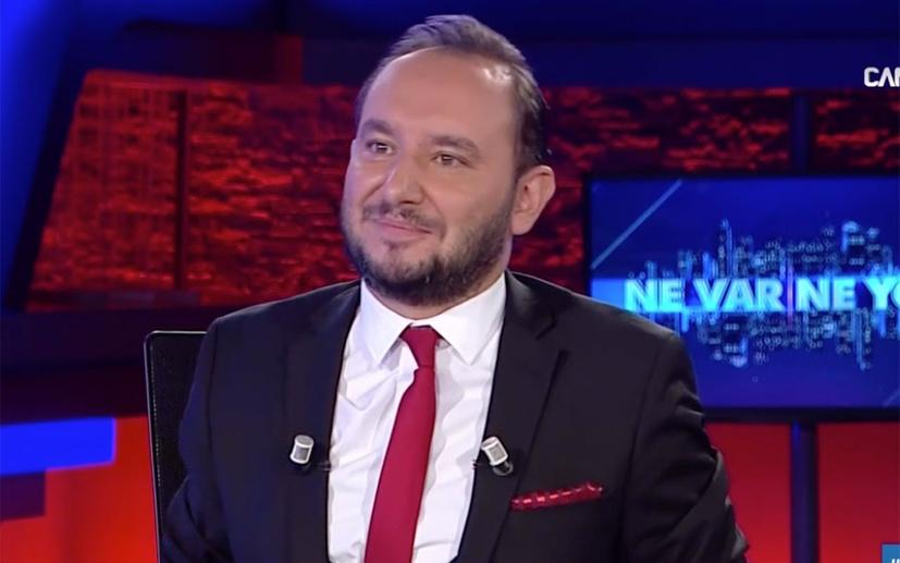 Günün televizyoncusu Türker Akıncı