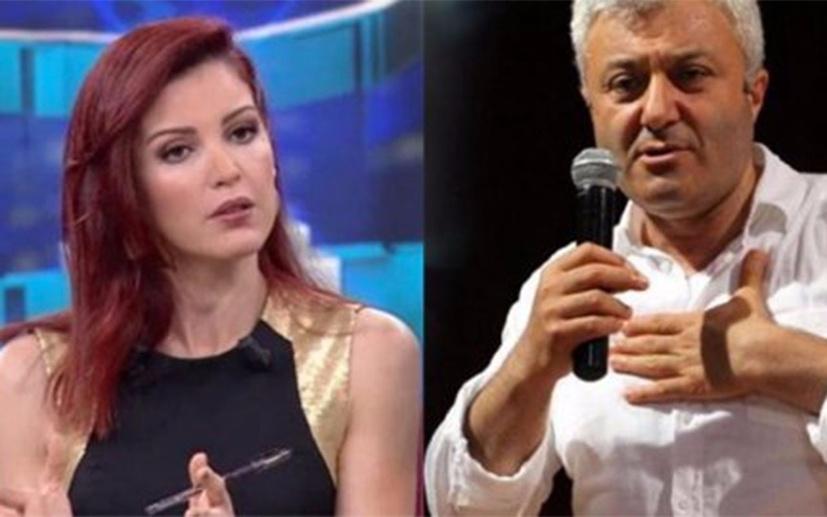 Nagehan Alçı'nın iddiaları Tuncay Özkan'ı çileden çıkarttı
