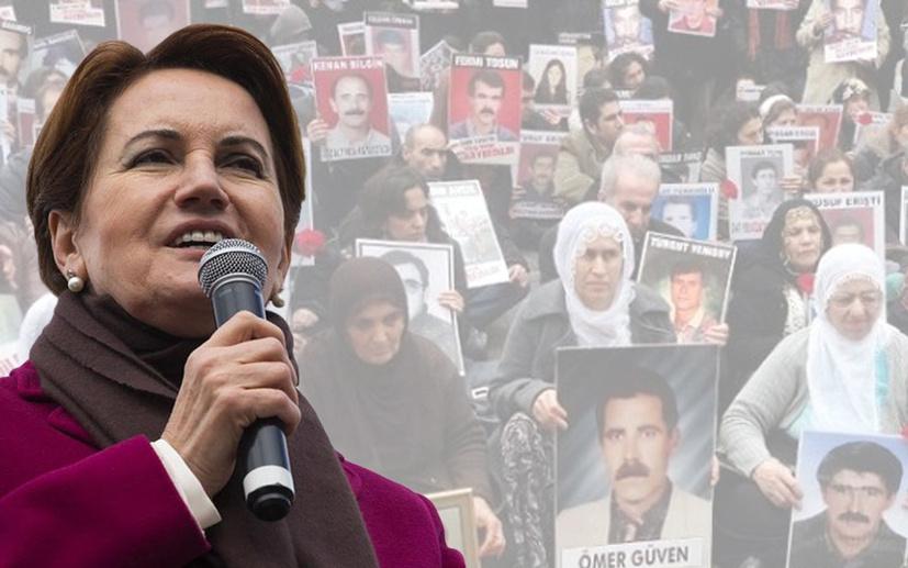 Fuat Uğur Cumartesi Anneleri'ne Akşener'i işaret etti: Evlatlarınızı ondan isteyin