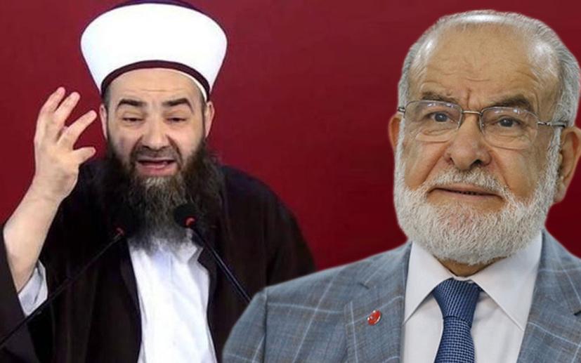 Karamollaoğlu'ndan Cübbeli'ye sert sözler: Hakkımı helal etmiyorum