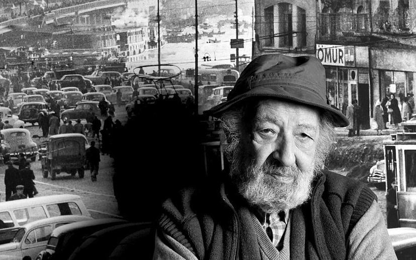 Ara Güler Fotoğraf Sergisi'ne unutulmaz açılış töreni