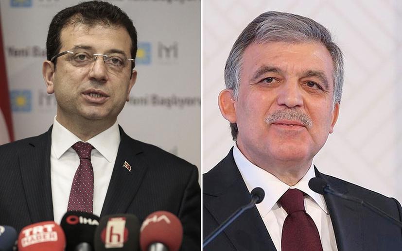 Bomba kulis: Cumhurbaşkanı adayı Abdullah Gül mü Ekrem İmamoğlu mu olacak?