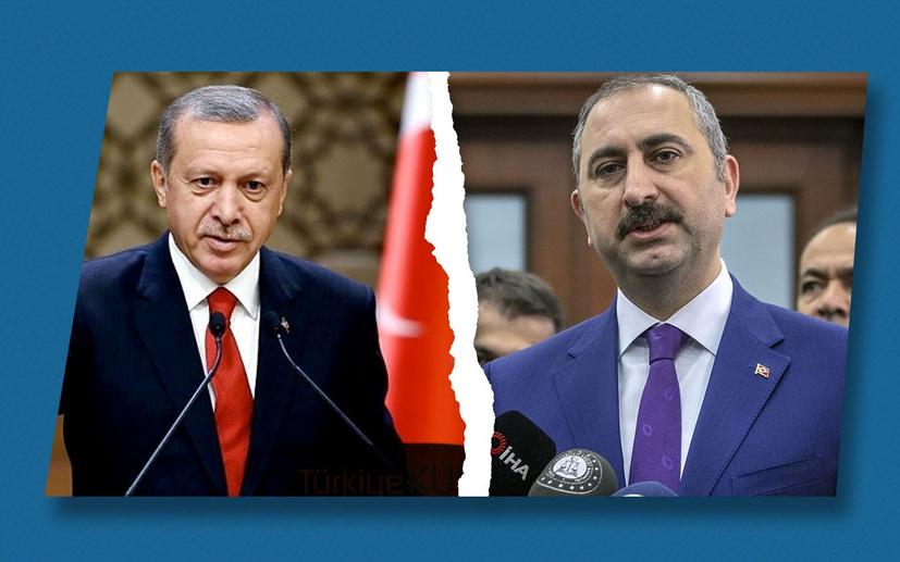 Bomba kulis! Erdoğan'dan Adalet Bakanı Gül'e: sen bildiğin yolda yürü