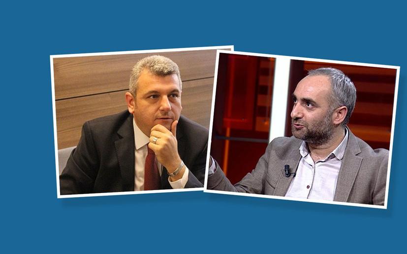 İsmail Saymaz'ın Hamidiye Su iddialarına Ersoy Dede'den cevap: Hayatında hiç ŞOK'a gittin mi?