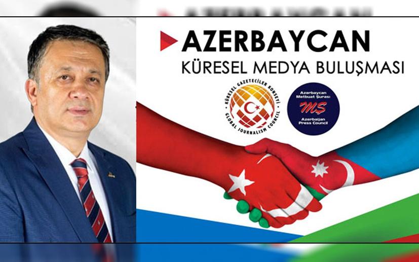 'Küresel Medya Buluşması' Azerbaycan'da gerçekleşecek