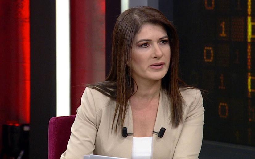 Günün televizyoncusu Senem Toluay Ilgaz