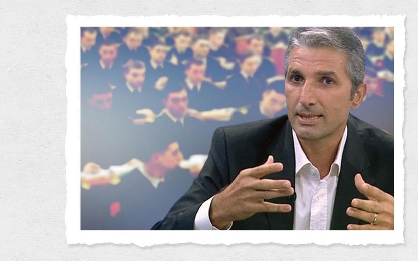 Nedim Şener'den HDP'li vekile sert cevap:  Partinizin yeri de tarihin çöplüğüdür