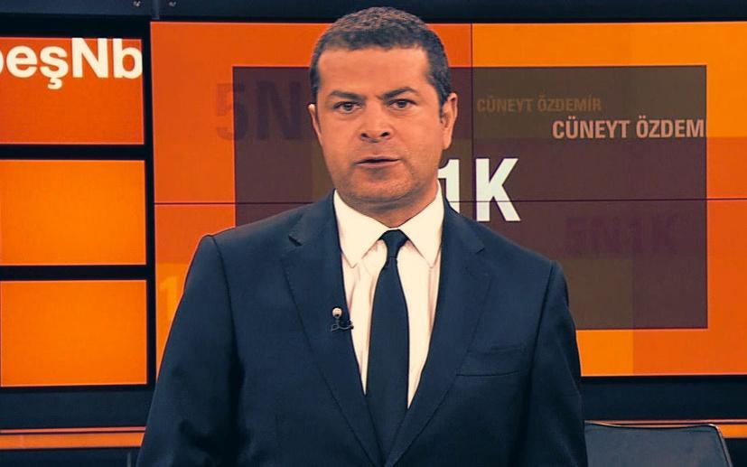 Cüneyt Özdemir'den TRT World açıklaması: Gözüm üzerinde...