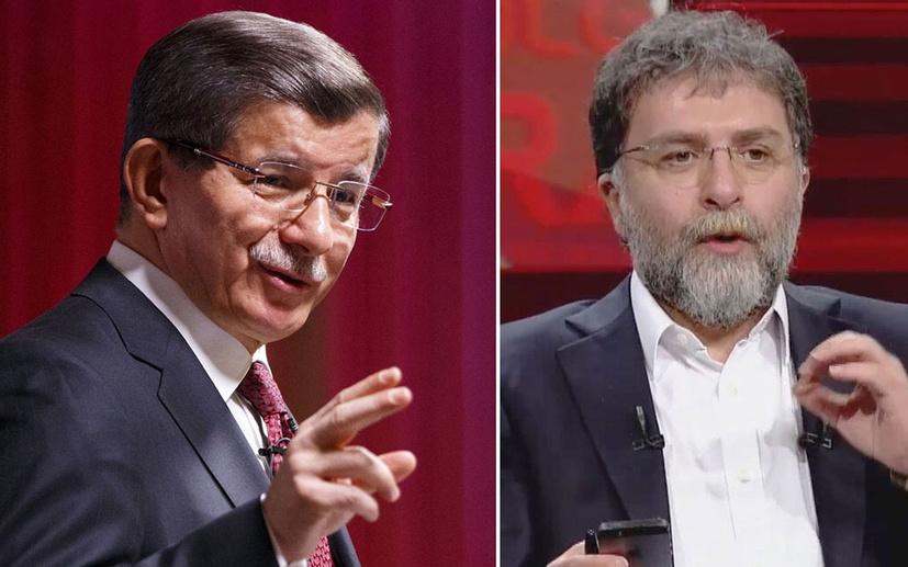 Ahmet Hakan'dan Davutoğlu'na sitem: Sen bu hallere düşecek adam mıydın?
