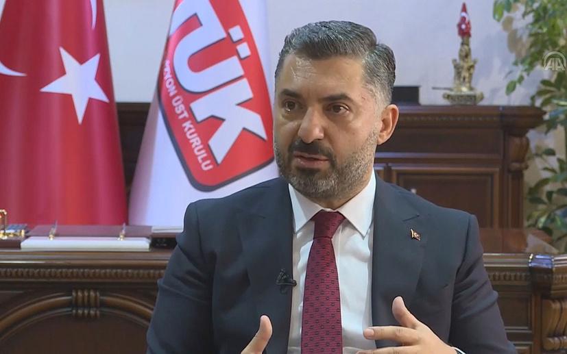 RTÜK Başkanı Ebubekir Şahin'den Özgür Özel'e cevap