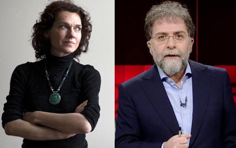 Ahmet Hakan'dan Aslı Erdoğan'ın skandal sözlerine okkalı cevap!