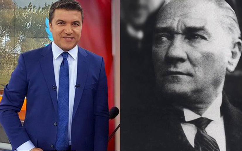 İsmail Küçükkaya, Atatürk ile röportaj yapsaydı ilk ne soracağını açıkladı