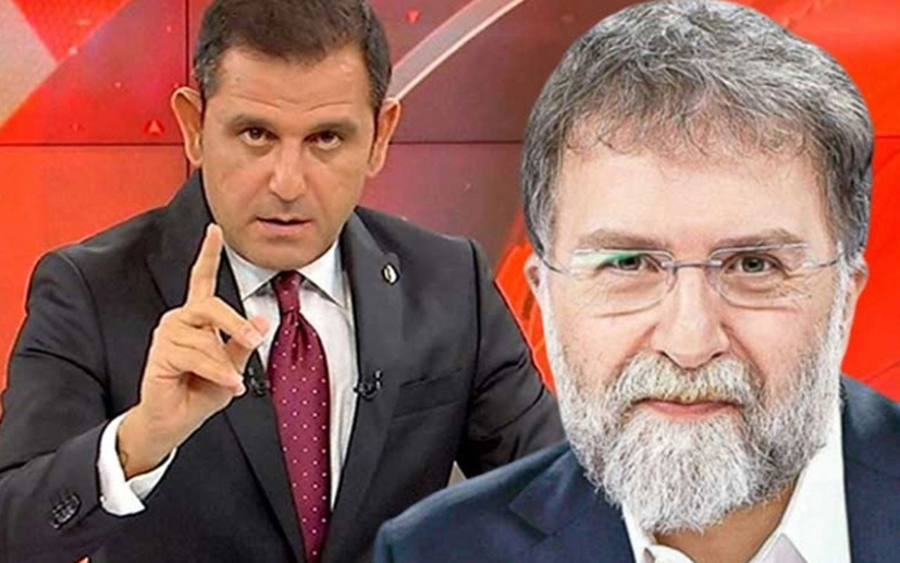 Ahmet Hakan ve Fatih Portakal arasında seviyeli tartışma!