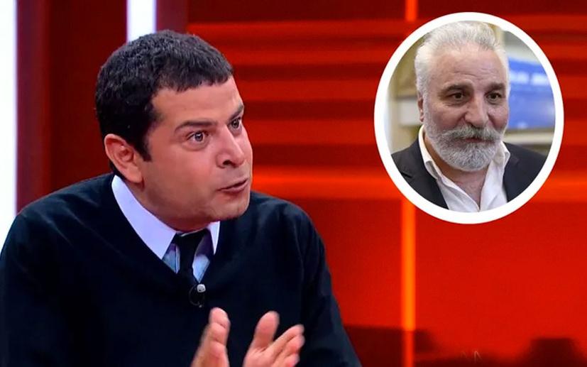 Cüneyt Özdemir ve Hasan Kaçan arasında Recep İvedik polemiği!