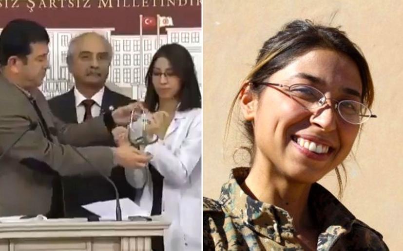 Salih Tuna, Veli Ağbaba ve Fatih Portakal'ı bombaladı: Teröristi TBMM'de ağırlayan cesur yürek!