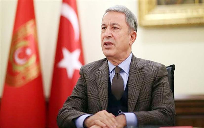 Bakan Hulusi Akar'dan sözde Ermeni soykırımı iddialarına ışık tutacak kitap!