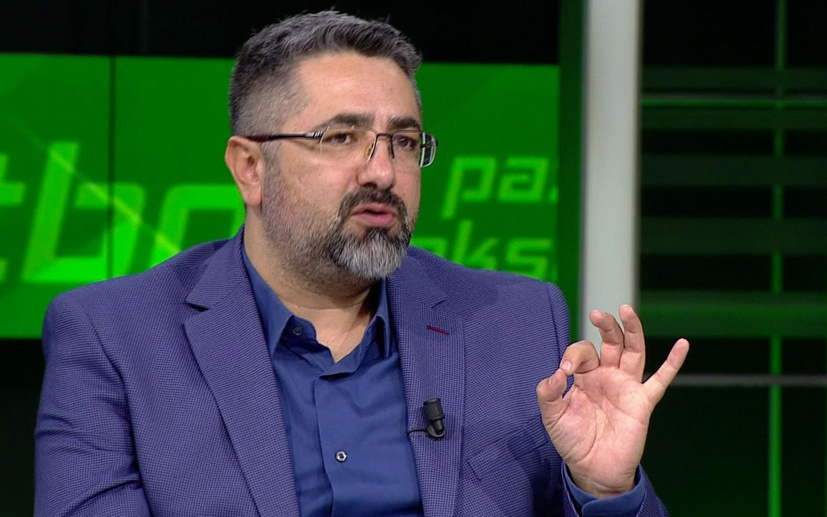 Serdar Ali Çelikler sosyal medya hesabından duyurdu: CNN Türk'le yollarımızı ayırdık