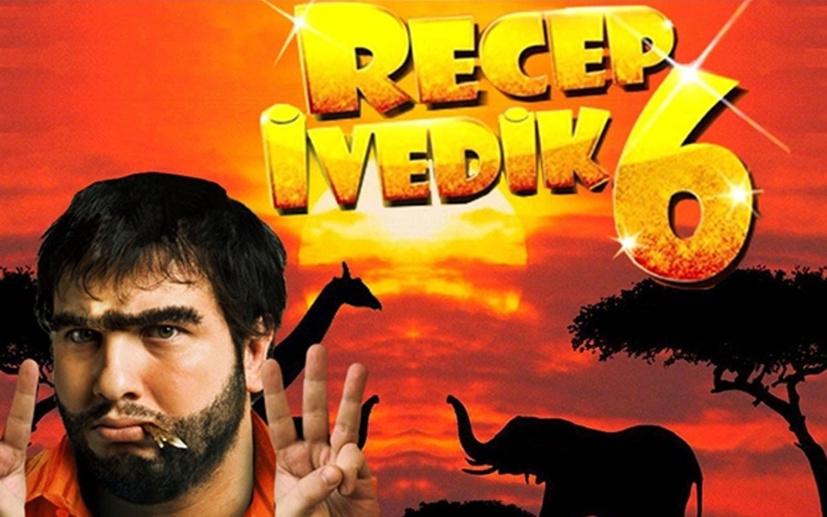 Şahan Gökbakar duyurdu! Recep İvedik 6'yı üç günde kaç kişi izledi?