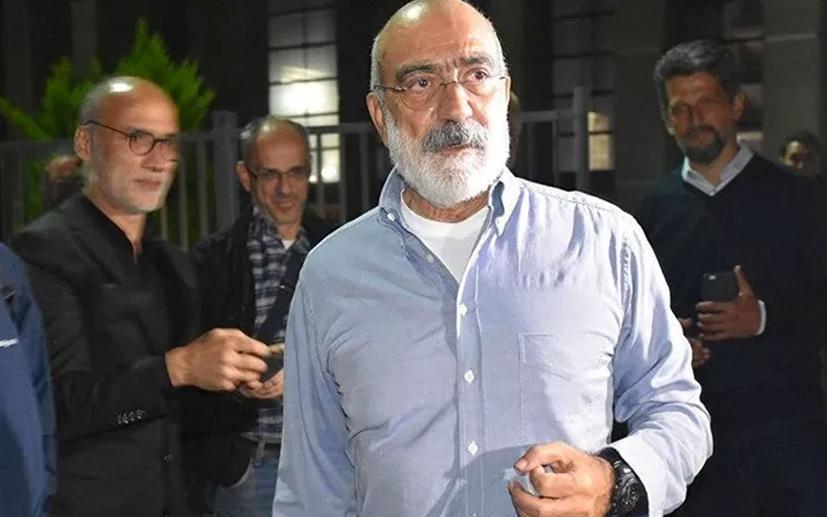 Melih Altınok çağrıda bulundu: Ahmet Altan'ı FETÖ'nün elinden kurtarın!