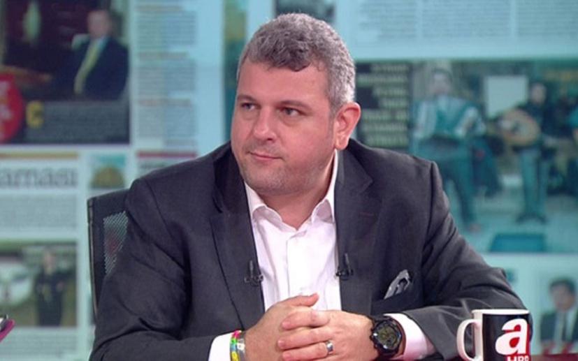 Gazeteci Ersoy Dede'den Ulusal Kanal'a destek!