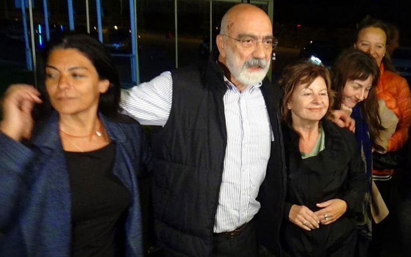 Orhan Pamuk'tan Ahmet Altan çıkışı!