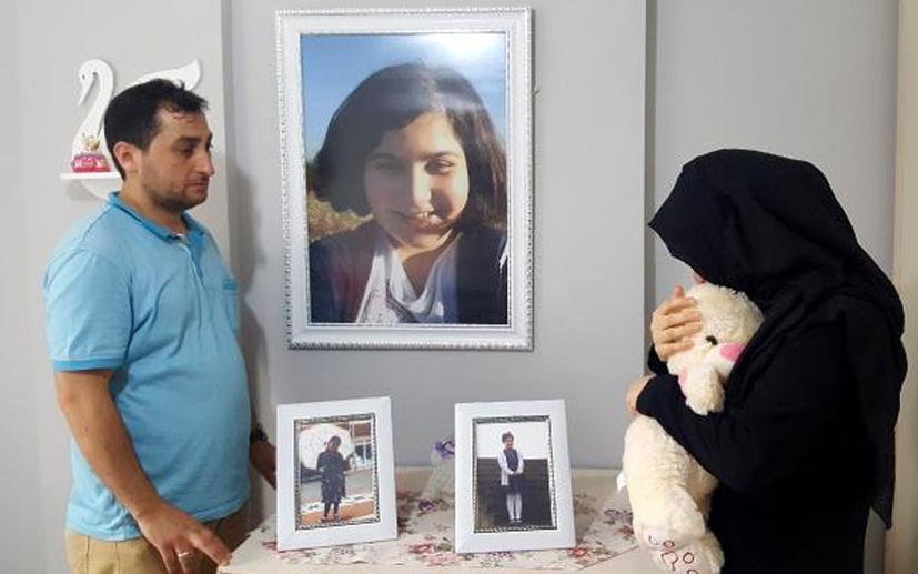 """""""Rabia Naz'ın ölümünde başka birinin kusuru tespit edilemedi"""""""