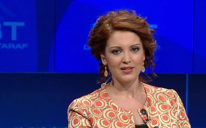 Nagehan Alçı'dan Baro Meclisi önerisi