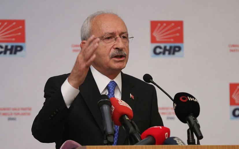 Kemal Kılıçdaroğlu'ndan Sözcü davasına tepki