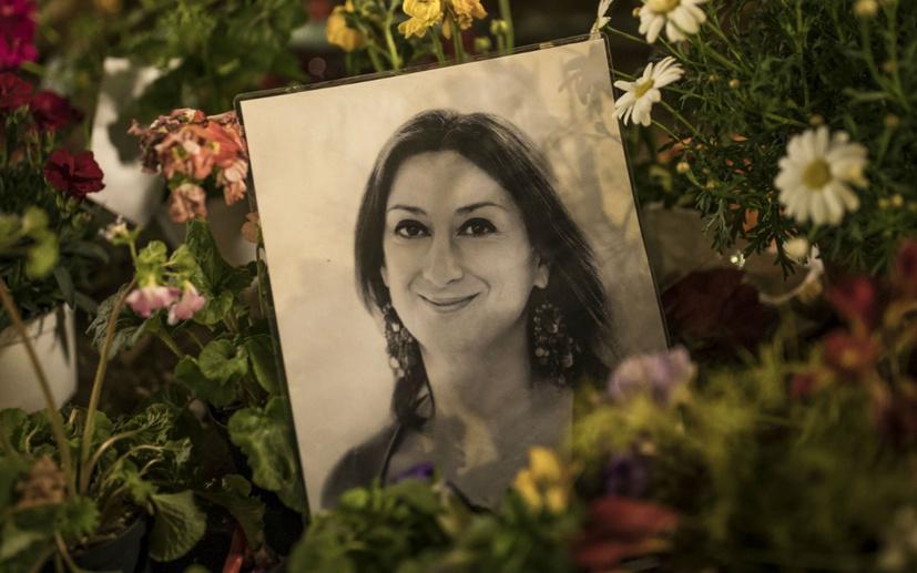 Gazeteci cinayeti istifa getirdi! Malta Başbakanı Ocak ayında görevi bırakacak!
