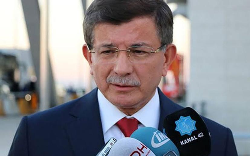 Fatih Altaylı ismini açıklamıştı! Ahmet Davutoğlu yeni partisi için başvuru yaptı!