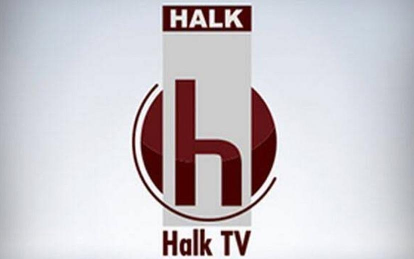 Halk TV'deki ekran karartmaya gazetecilerden tepki