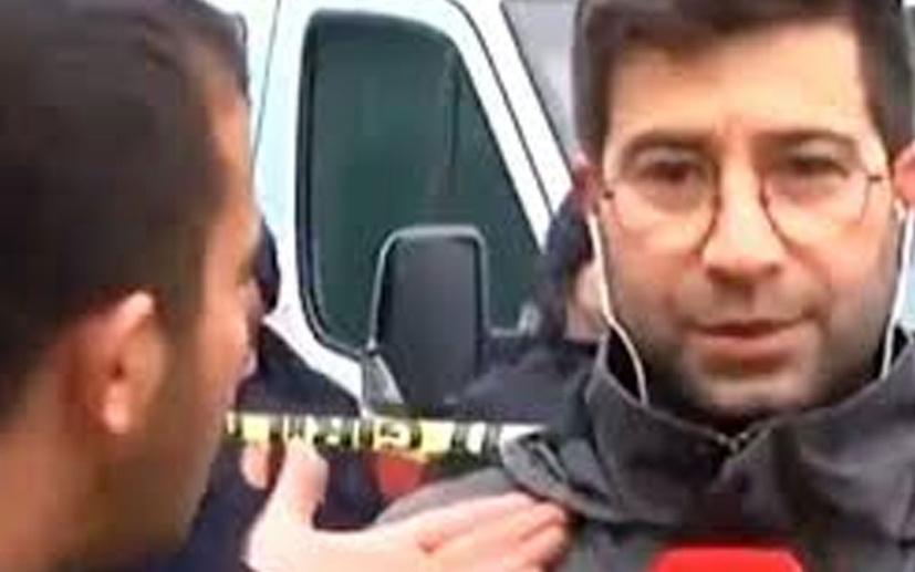 Saldırıya uğrayan DHA muhabiri Hasan Dönmez yaşananları anlattı