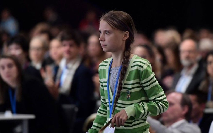 TİME yılın kişisi seçmişti! Greta Thunberg karantinada olduğunu açıkladı