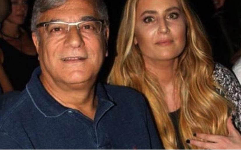 Mehmet Ali Erbil'in kızı Sezin paylaştı: Saçlarımı koklayarak ağladı!