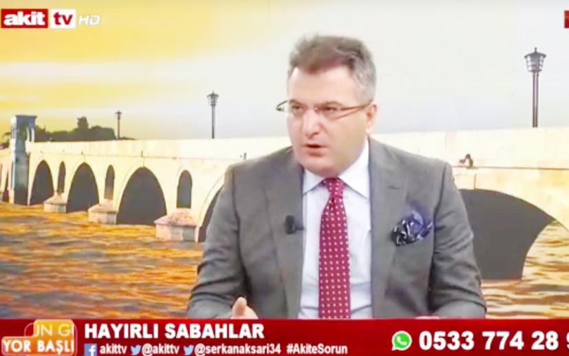 Cem Küçük'ten Fatih Portakal'a: Yangına körükle gitmekten başka ne yapıyor?