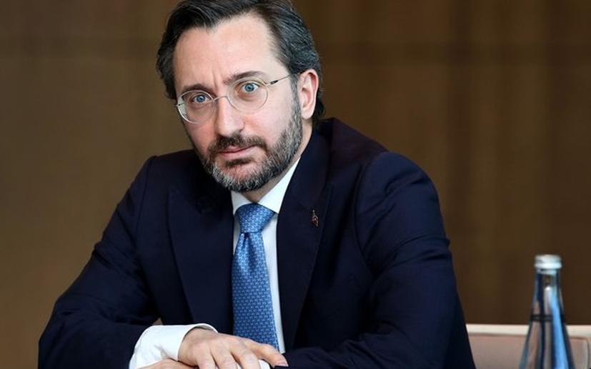 İletişim Bakanı Fahrettin Altun: Medya sektörüne katkı sunuyoruz