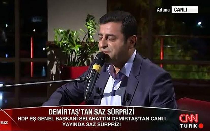 """Ahmet Hakan'ın 'Demirtaş' açıklaması Melih Altınok'a """"Pes"""" dedirtti!"""