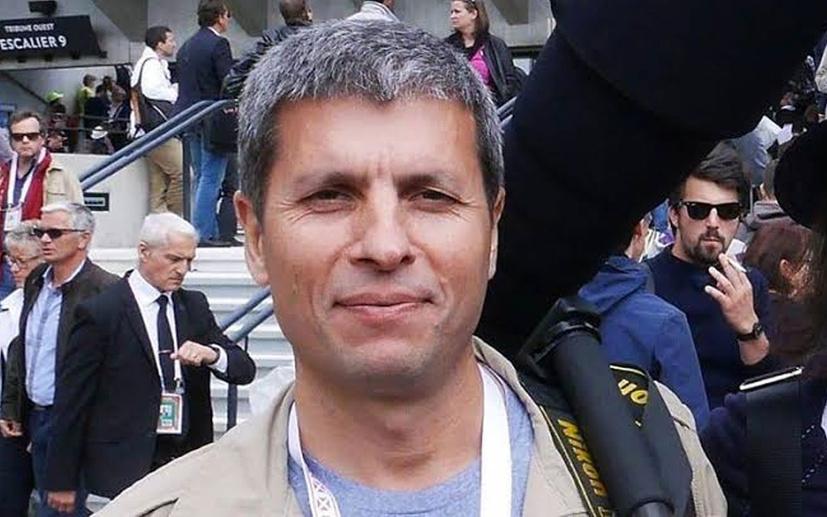Günün muhabiri Mustafa Yalçın