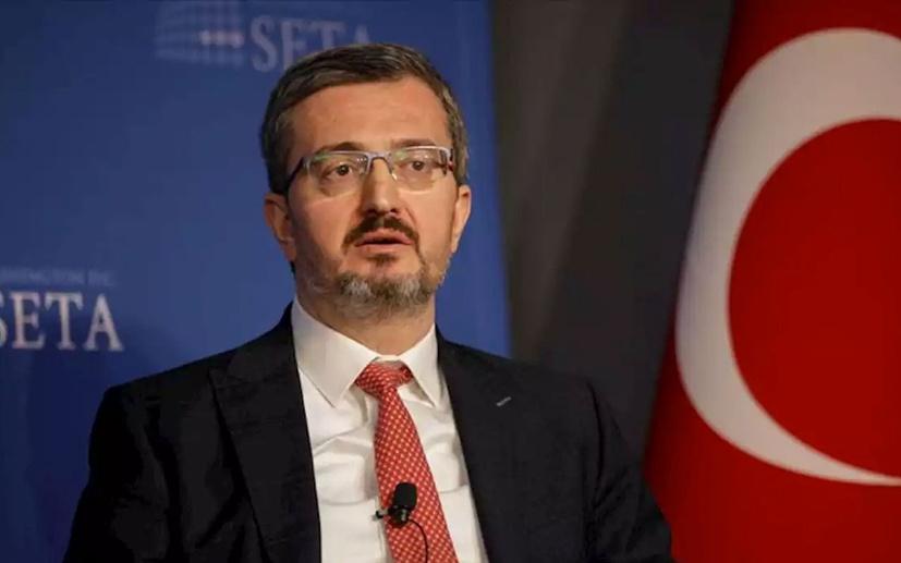"""Burhanettin Duran'dan dikkat çeken """"Ortadoğu Barış Planı"""" yorumu!"""
