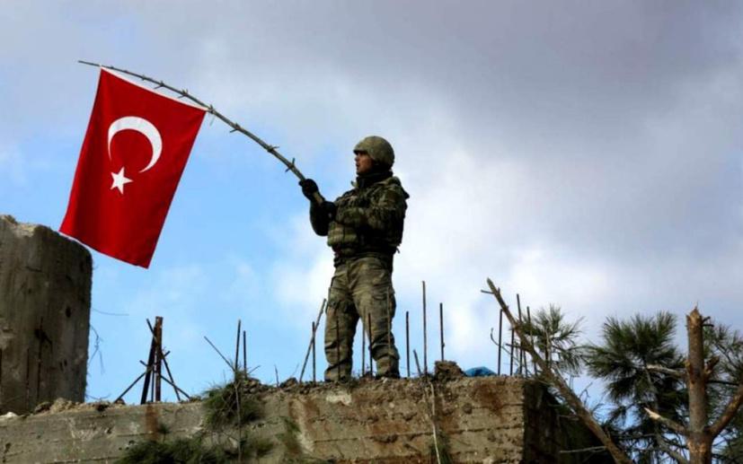 Suriyeli gazetecilerden Türkiye'ye destek!