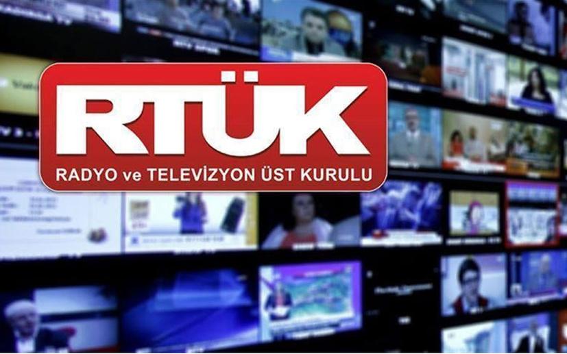 RTÜK'ten bazı yayın kuruluşlarına müeyyide