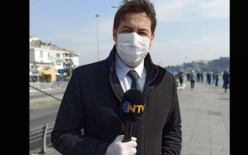 Koronavirüs testi pozitif çıkmıştı! NTV muhabirinden haber var