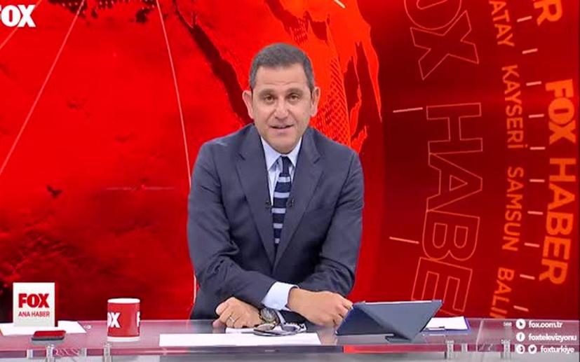 Fatih Portakal Fox TV'den kovuldu mu?