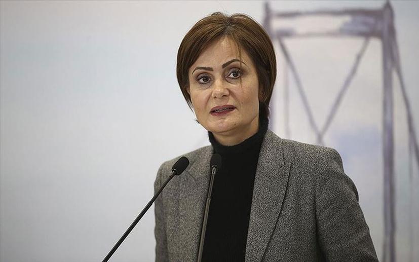 CHP İstanbul İl Başkanı Kaftancıoğlu hakkında soruşturma