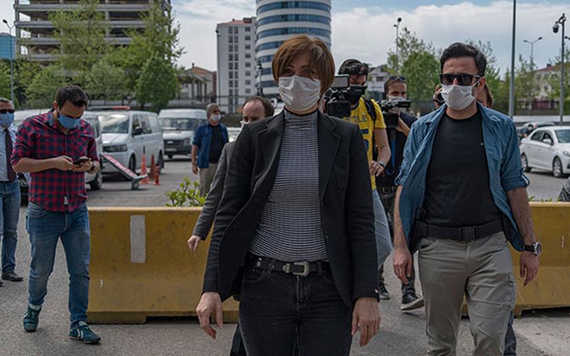 Canan Kaftancıoğlu ifade verdi